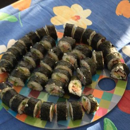 Sushi oder Bichsewurscht